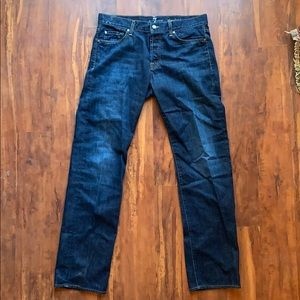 For all mankind standard jeans